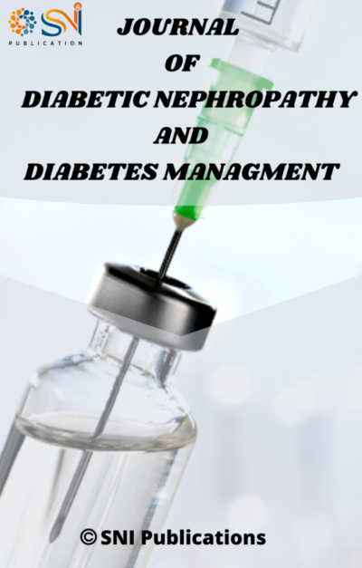 Journal of Diabetic Nephropathy and Diabetes Management