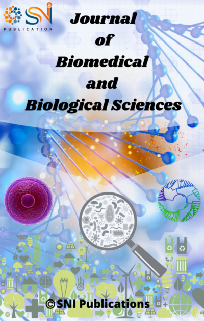 Journal of Biomedical and Biological Sciences